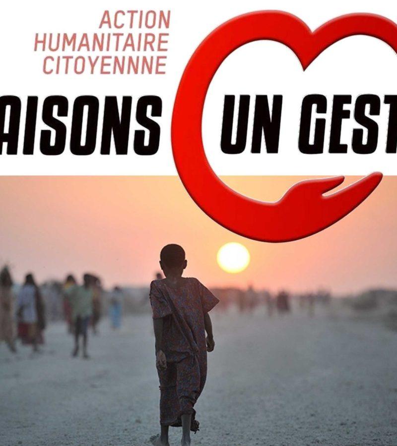 Faisons un geste pour le Burkina faso - Toï Toï Le Zinc