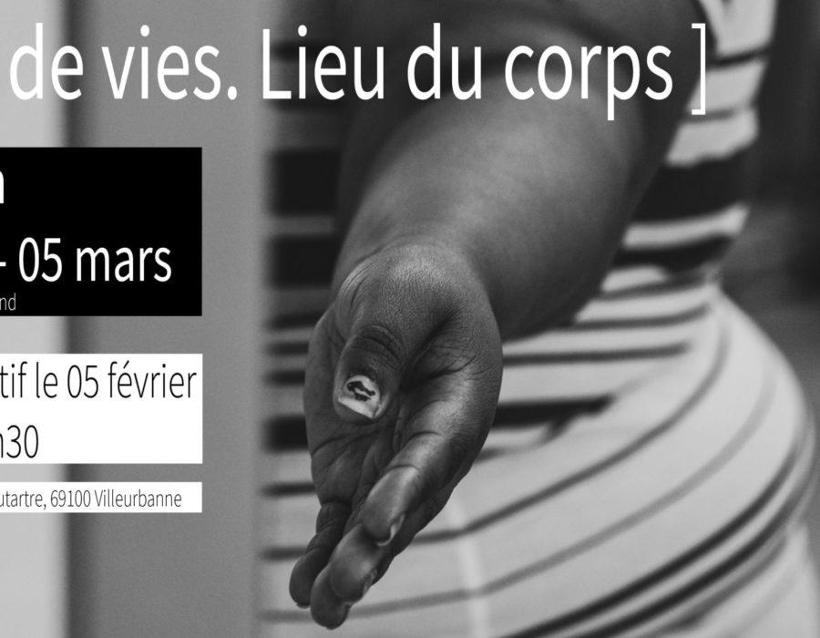 Exposition-Lieux de vies-Lieu du corps-Toï Toï Le Zinc
