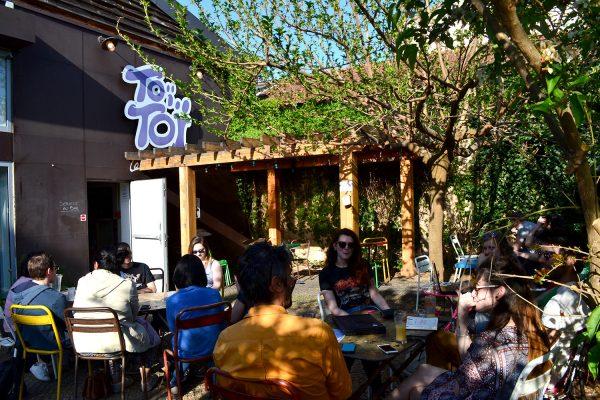 Bar-Terrasse-Villeurbanne-Toï Toï Le Zinc