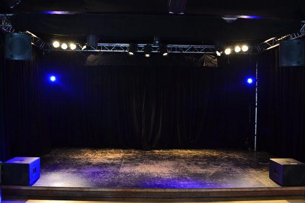 technique - Salle concert - Toï Toï Le Zinc